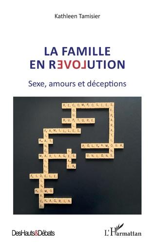 Couverture La famille en révolution