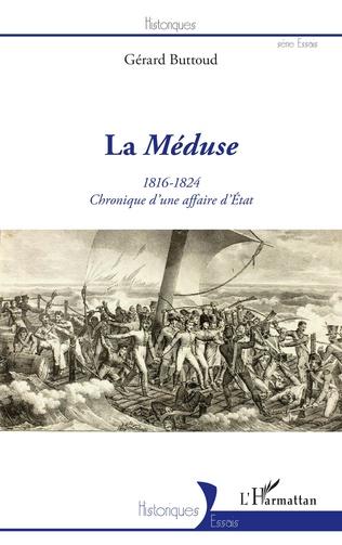Couverture La <em>Méduse</em>
